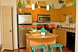 Modern kitchens with all the bells and whistles! Yes, these come with WOOD FLOORS on ALL LEVELS!  (512) 704-RENT